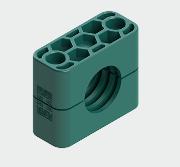 Abrazaderas de tubo según din 3015
